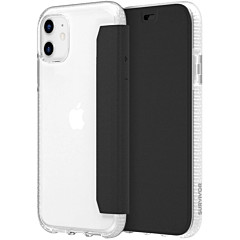 Griffin Survivor Clear Wallet for iPhone 11