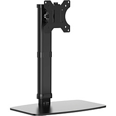 """Tripp Lite Single-Display Monitor Stand - Height Adjustable, 17"""" to 27"""" Monitors"""