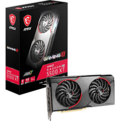 MSI Radeon RX 5500 XT GAMING X 8G Graphic Card