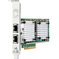 HPE Ethernet 10Gb 2-port Base-T QL41132HLRJ Adapter