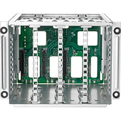HPE DL325 Gen10 Plus 8SFF to 16SFF U.3 Smart Carrier Drive Cage Upgrade Kit
