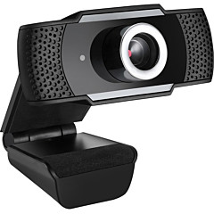 Adesso CyberTrack H4 - 1080P HD USB Webcam with Built-in Microphone