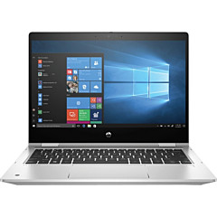 HP ProBook x360 435 G7 Notebook PC - 1920 x 1080 Touchscreen - AMD Ryzen 3 4300U - 8 GB RAM - 256 GB SSD - Windows 10 Pro 64-bit - AMD Radeon Vega Graphics