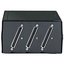 Black Box DB37 Switches, Chassis Style B