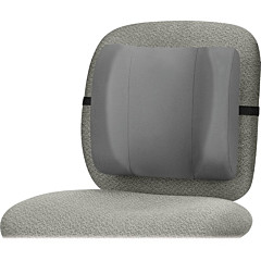 Fellowes Standard Backrest - Graphite