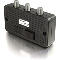 C2G High Isolation AB System Selector