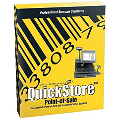 Wasp Wasp QuickStore POS Enterprise Edition - Complete Product - 1 User